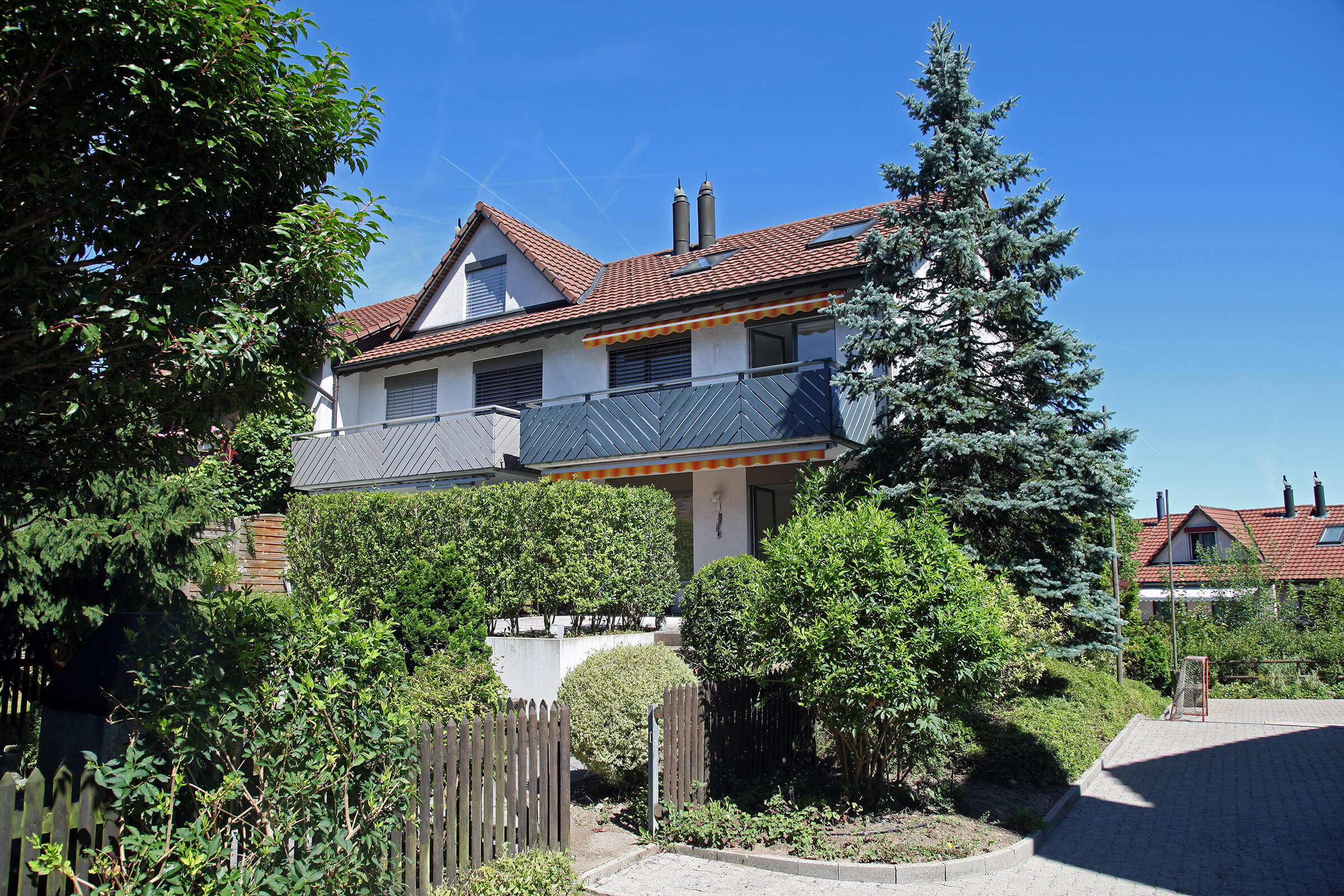 Einfamilienhaus Wollerau